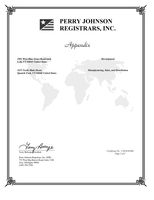 Certificate ISO 9001: 2015 2020 Part 2