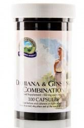 Damiana & Ginseng Combination
