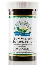 Hops & Valerian with Passion Flower