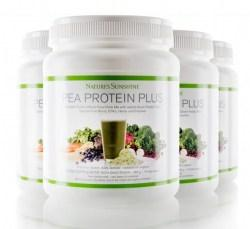 Pea Protein Plus (465g) - FOUR PACK