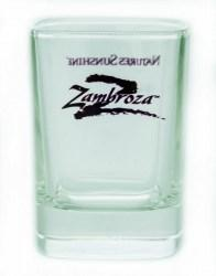 Zambroza Shot Glass